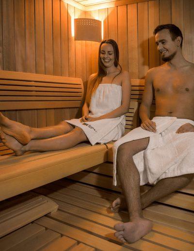 Sauna, Natura Villa Spa