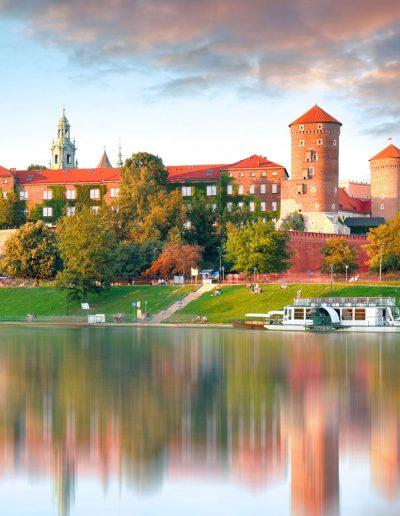 Zamek Wawel, Kraków